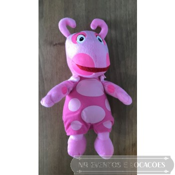 Backyardigans - Uniqua M 30cm